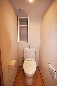 3.節水型自動トイレ[ウォシュレット付]のイメージ